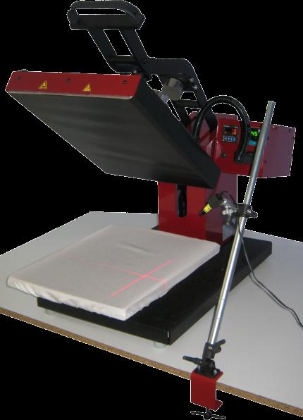 Universal Laserhalterung
