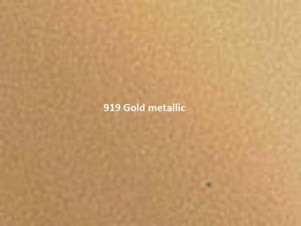 ORACAL® 951 Premium Cast, 919 Gold metallic