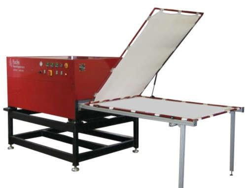 UTP-100, Plattengröße:1400x900mm