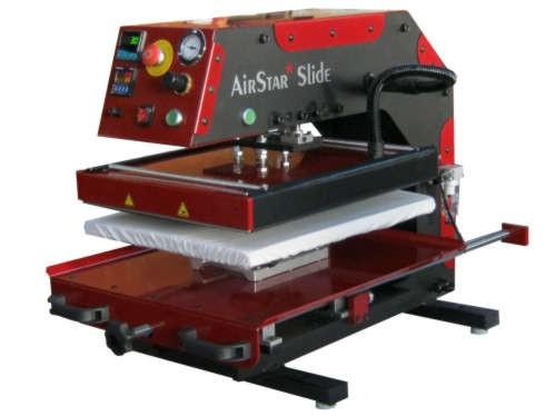 AirStar Slide, Plattengröße 400x500mm