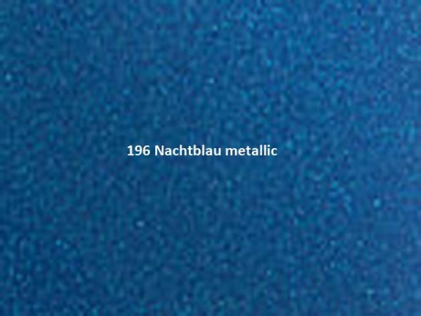 ORACAL® 951 Premium Cast, 196 Nachtblau metallic