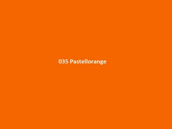 ORACAL® 751C High Performance Cast, 035 Pastellorange
