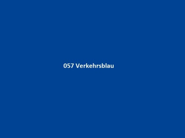 ORACAL® 751C High Performance Cast, 057 Verkehrsblau