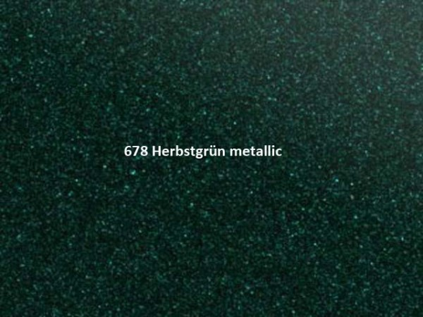 ORACAL® 951 Premium Cast, 678 Herbstgrün metallic