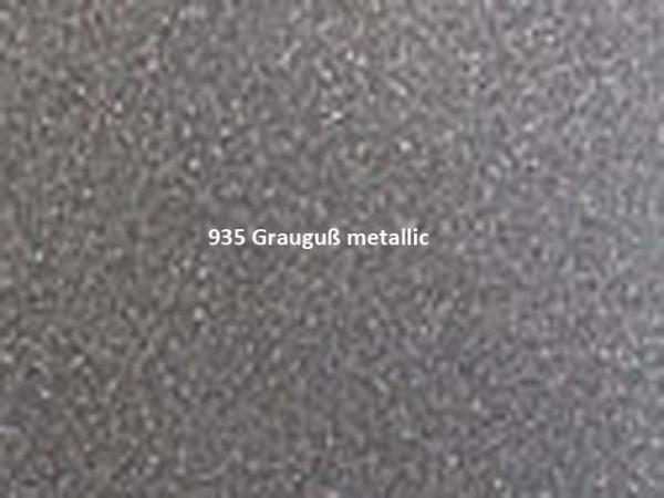 ORACAL® 951 Premium Cast, 935 Grauguß metallic