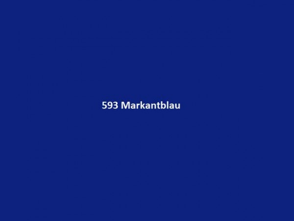 ORACAL® 751C High Performance Cast, 593 Markantblau