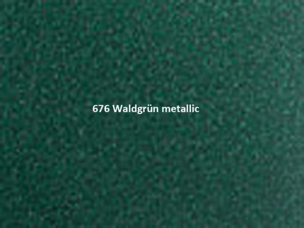 ORACAL® 951 Premium Cast, 676 Waldgrün metallic
