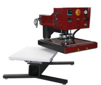 Air-Swing 1000, Pneumatische Schwenkpresse, Plattengröße 350x450mm