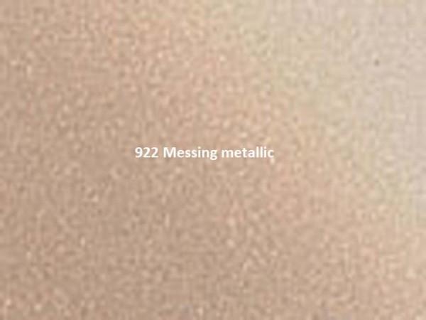 ORACAL® 951 Premium Cast, 922 Messing metallic