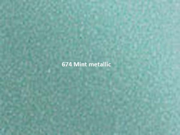 ORACAL® 951 Premium Cast, 674 Mint metallic