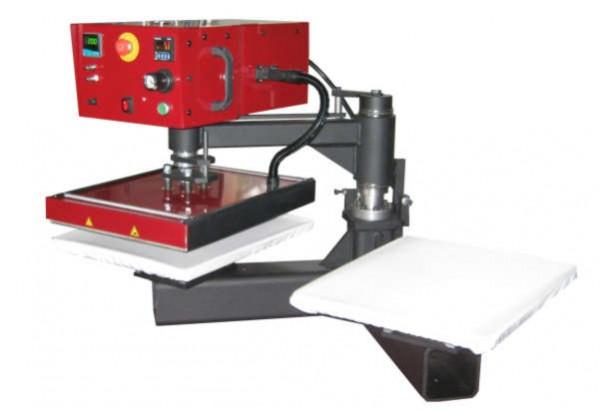 Air-Swing 2000, pneumatische Schwenkpresse, Plattengröße 400x500mm