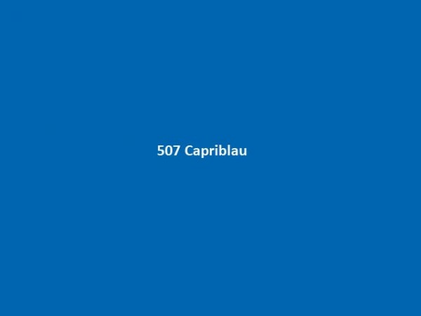 ORACAL® 751C High Performance Cast, 507 Capriblau