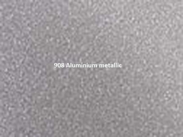 ORACAL® 951 Premium Cast, 908 Aluminium metallic