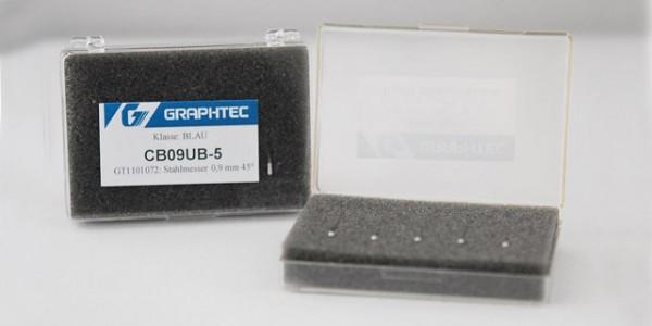 0,9mm Stahlmesser 45° / CB09UB-5